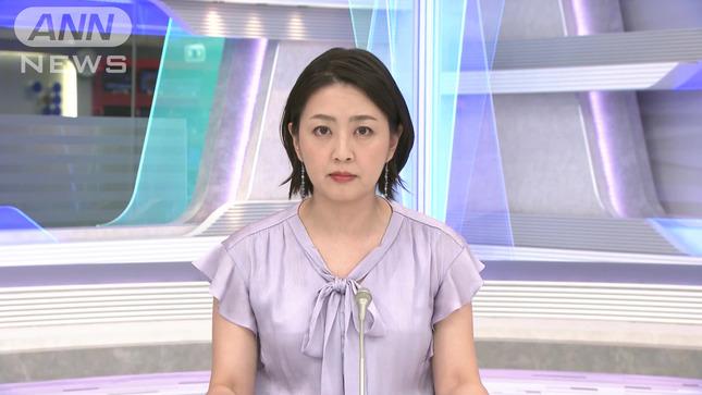 矢島悠子 スーパーJチャンネル ANNnews AbemaNews 9