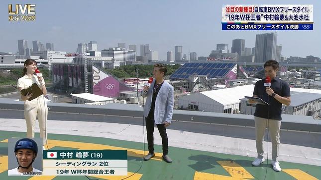 佐藤梨那 東京2020オリンピック 12
