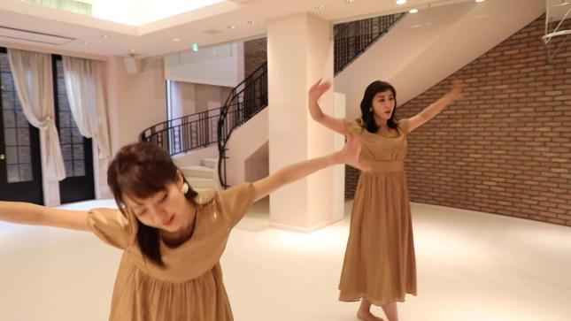 下村彩里 斎藤ちはる 女子アナダンス部・本番編 4