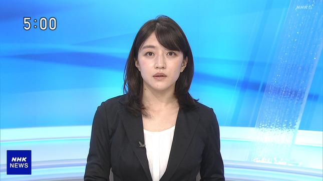 赤木野々花 うたコン NHKニュース7 11