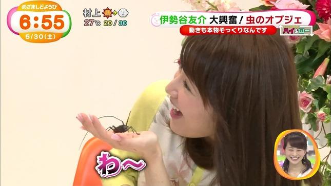 長野美郷 めざましどようび めざましテレビ 01