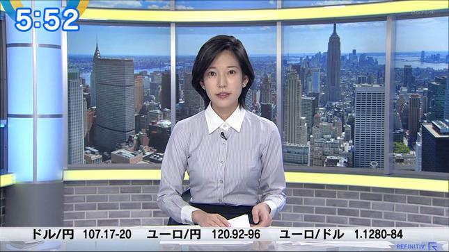 西野志海 ニュースモーニングサテライト 6
