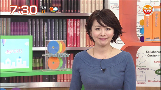 大橋未歩 チャージ730! 02