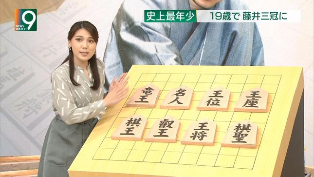 豊島実季 ニュースウオッチ9 1