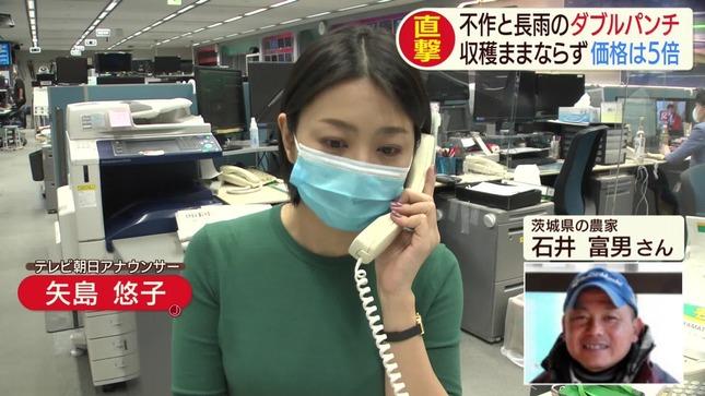 矢島悠子 スーパーJチャンネル ANNnews AbemaNews 13