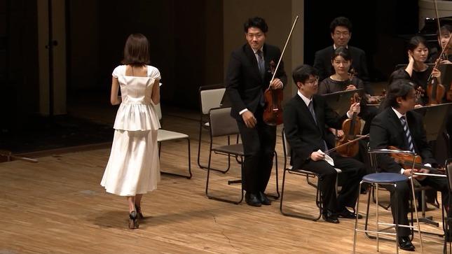 加藤綾子 クラシック音楽館 N響ほっとコンサート22