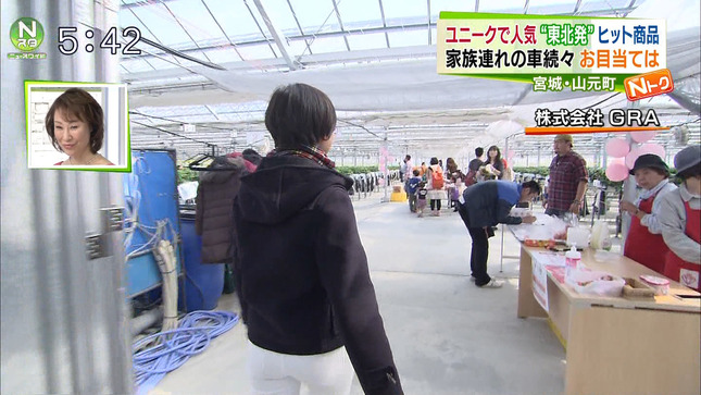 小林由未子 Nスタ 10