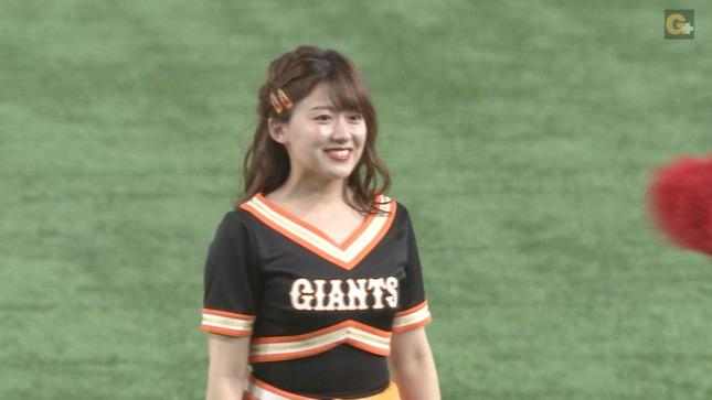 尾崎里紗 プロ野球「巨人×広島」 3