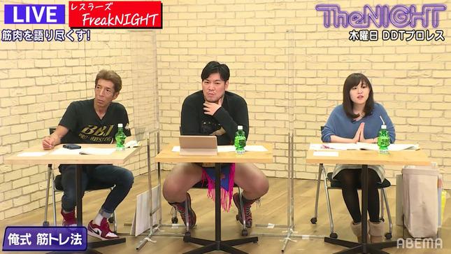 柴田紗帆 DDTの木曜 The NIGHT 3