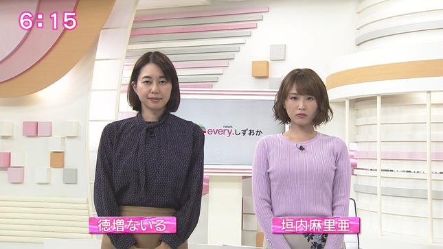 垣内麻里亜 news every しずおか 3