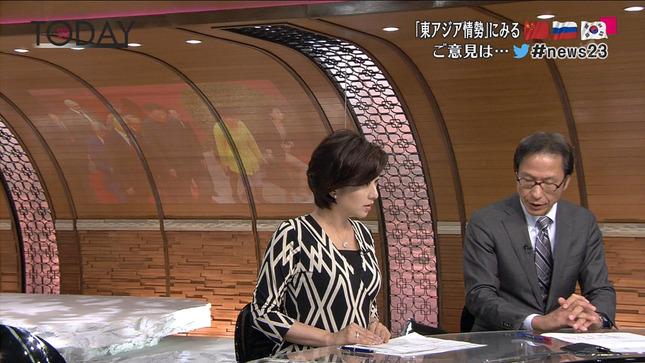 膳場貴子 News23 09
