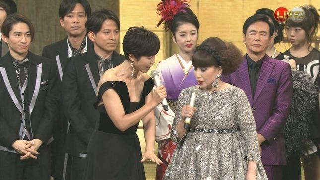 有働由美子 第66回NHK紅白歌合戦 04