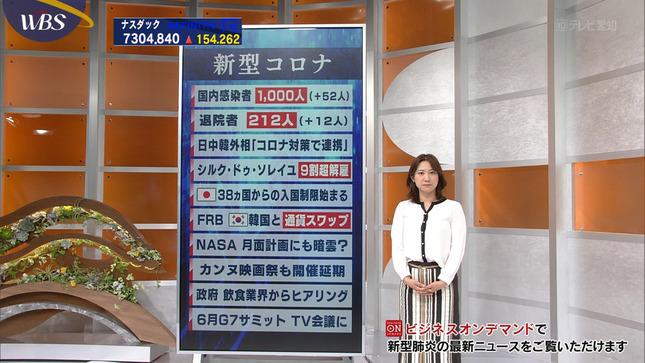 北村まあさ ワールドビジネスサテライト 2