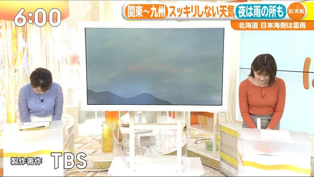 與猶茉穂 ウィークエンドウェザー TBSニュース はやドキ! 19