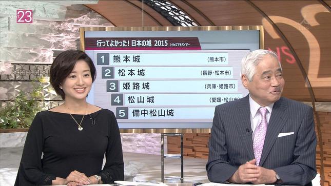 膳場貴子 News23 19