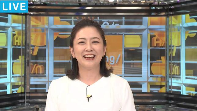 矢島悠子 AbemaMorning サンデーLIVE!! 5