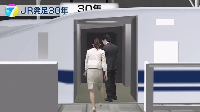 橋本奈穂子 NHKニュース7 20