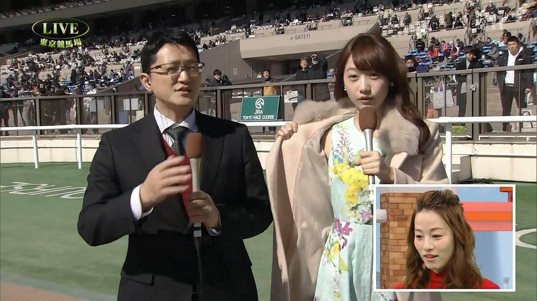 高田秋キャスターと高見侑里アナ BSイレブン競馬中継