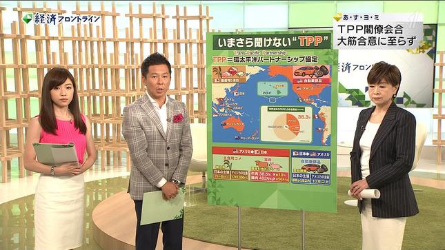 竹内優美 経済フロントライン 02