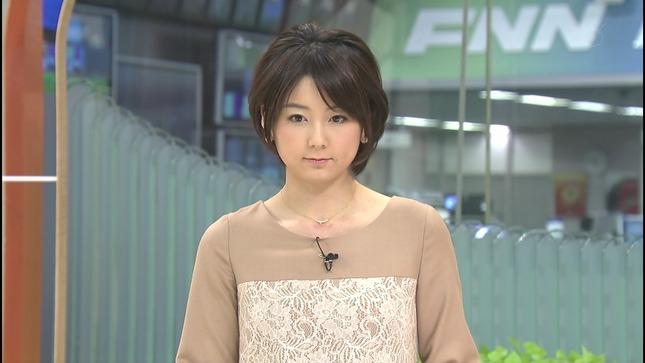 秋元優里 FNNスーパーニュースWEEKEND 06