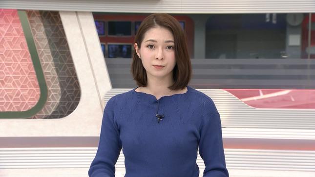 住田紗里 週刊ニュースリーダー ANNnews 10