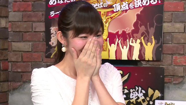 塩地美澄 ラーメン日本一決定戦 予選通過発表 5