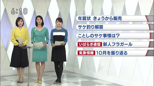 森花子 茨城ニュースいば6 奥貫仁美  いばっチャオ!7
