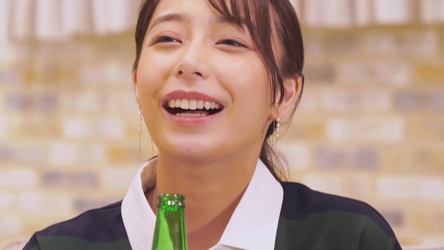 宇垣美里 「爆音ラグビー 」一緒にいこ? 10