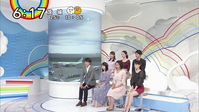 熊谷江里子 森遥香 團遥香 ZIP! 1