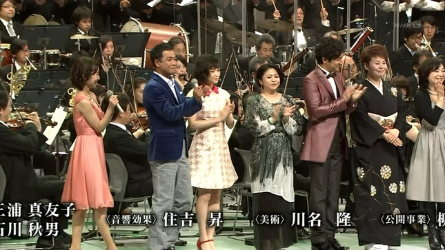 三輪秀香 歌謡チャリティーコンサート 世界へGO! 05