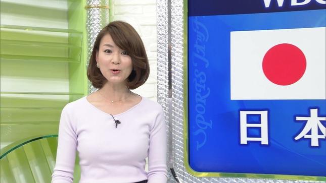 秋元玲奈 SPORTSウォッチャー スノボ世界選手権 2