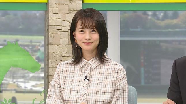 高田秋 BSイレブン競馬中継 高見侑里 14