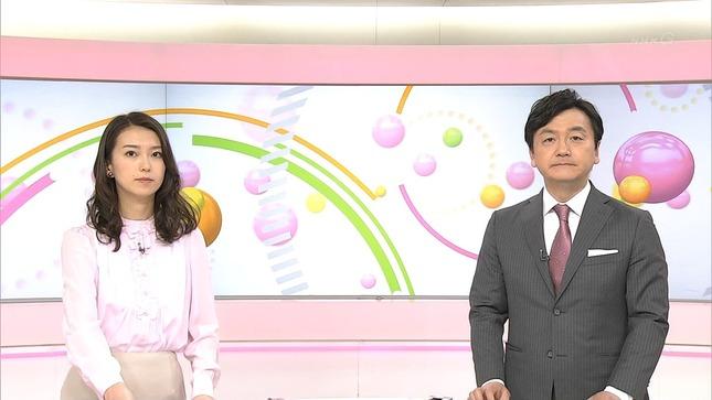 森花子 和久田麻由子 おはよう日本 3
