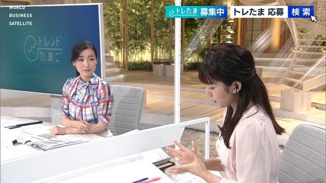 冨田有紀 7スタライブ 内村のツボる動画 WBS 13