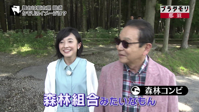 林田理沙 ブラタモリ おはよう日本 3