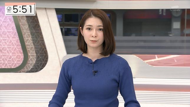 住田紗里 週刊ニュースリーダー ANNnews 12