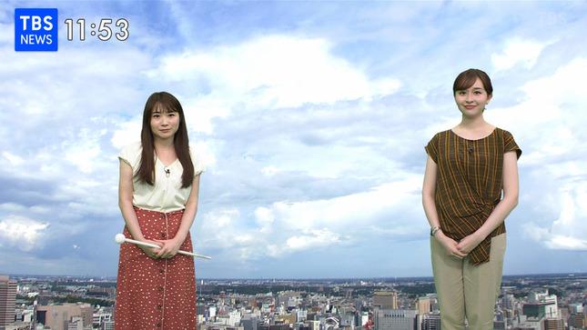 宇賀神メグ ひるおび! あさチャン! Nスタ TBSニュース 11