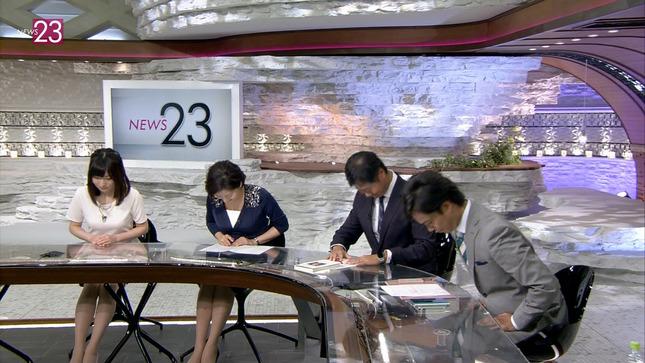 膳場貴子 News23 22