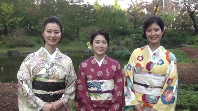 田中萌 桝田沙也香 本間智恵 激撮!となりのアナウンサー 13