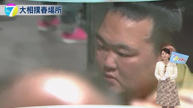 橋本奈穂子 NHKニュース7 5