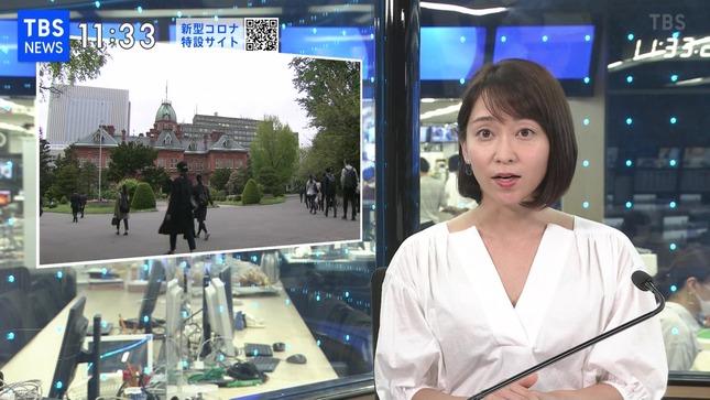 出水麻衣 ひるおび! TBSニュース 1