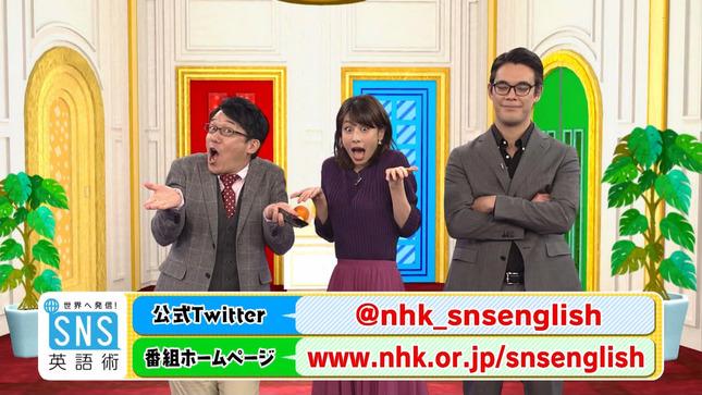 加藤綾子 世界へ発信!SNS英語術 探偵!ナイトスクープ 9
