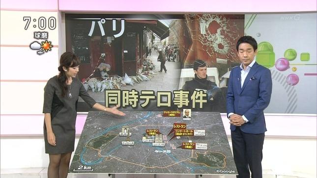 上條倫子 おはよう日本 02