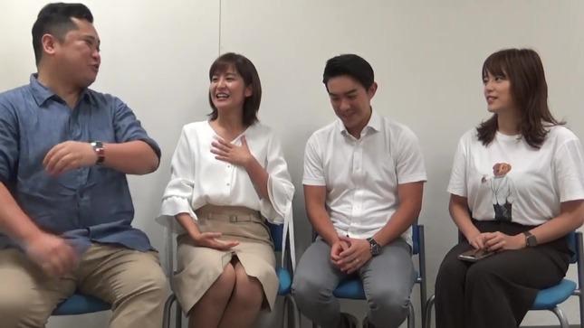 林美桜 アナウンサーズ 三谷紬 5