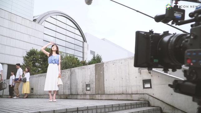 田中みな実 ニベア デオドラント 新TVCM 9