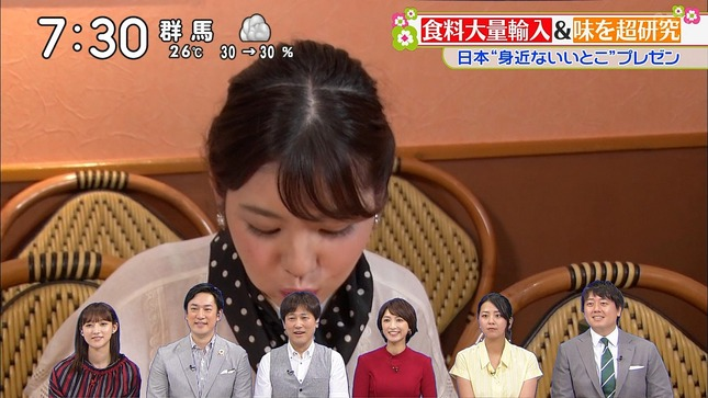 佐藤真知子 ズムサタ 目がテン! キユーピー3分クッキング 12