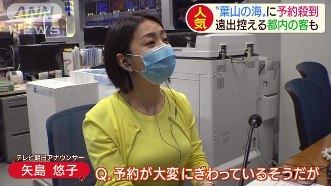 矢島悠子 スーパーJチャンネル ANNnews 4