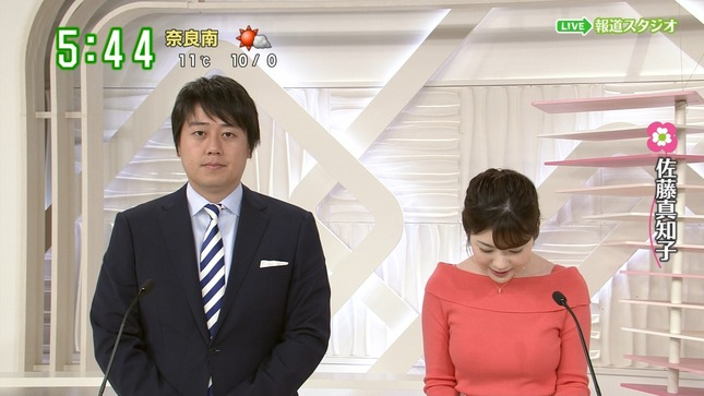 佐藤真知子 ズームイン!!サタデー 所さんの目がテン!9