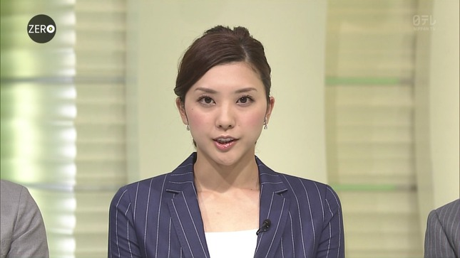 山岸舞彩 NewsZero 09