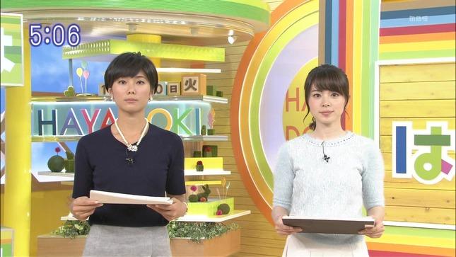 小林由未子 皆川玲奈 はやドキ! 02